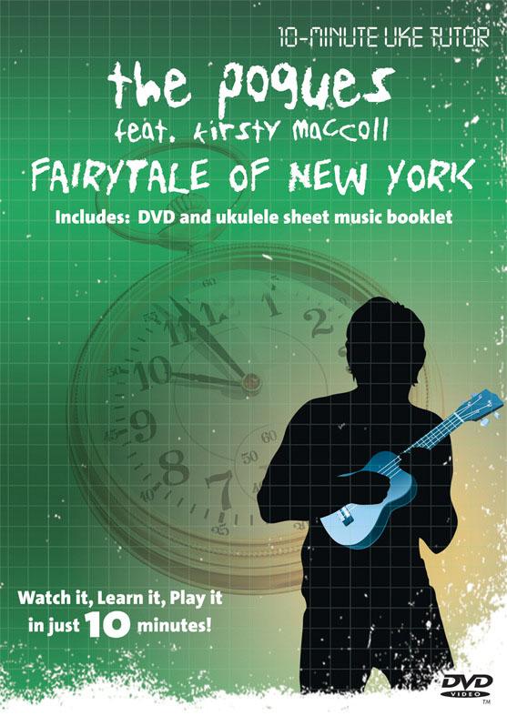 Kirsty MacColl: The Pogues - Fairytale of New York: Ukulele: Instrumental Tutor