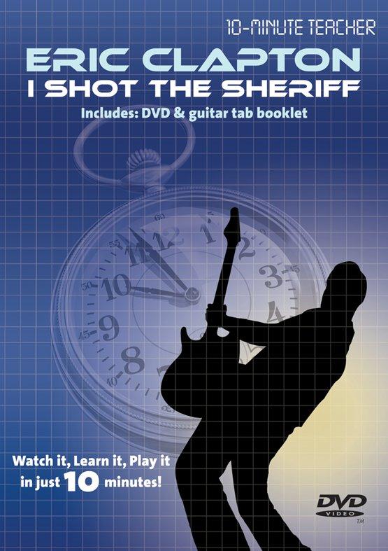 Eric Clapton: Eric Clapton - I Shot The Sheriff: Guitar: Instrumental Tutor