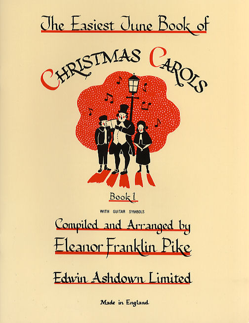 The Easiest Tune Book Of Christmas Carols: 2-Part Choir: Mixed Songbook