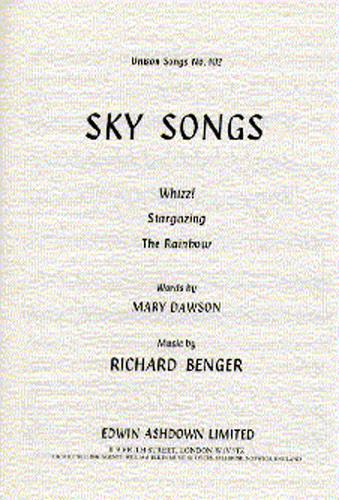 Richard Benger: Sky Songs: Unison Voices: Vocal Album