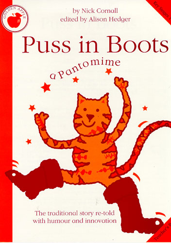 Nick Cornall: Puss In Boots: Piano  Vocal  Guitar: Classroom Musical