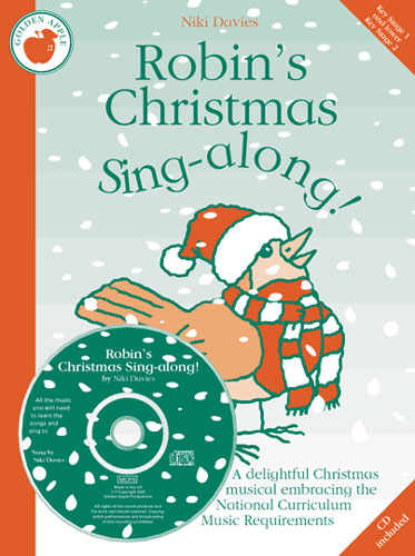 Niki Davies: Robins Christmas Sing-Along!: Piano  Vocal  Guitar: Classroom