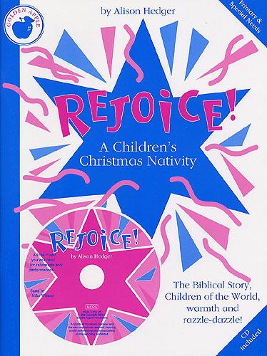 Alison Hedger: Rejoice! A Childrens Christmas Nativity: Piano  Vocal  Guitar: