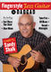 Sandy Shalk: Fingerstyle Jazz Guitar In Dadgad: Guitar: Instrumental Tutor