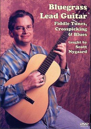 Scott Nygaard: Bluegrass Lead Guitar: Guitar: Instrumental Tutor
