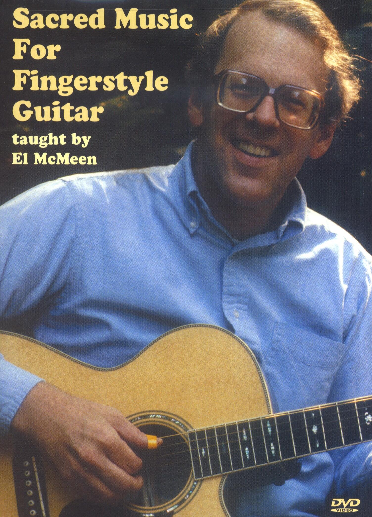 El Mcmeen: Sacred Music For Fingerstyle Guitar: Guitar: Instrumental Tutor