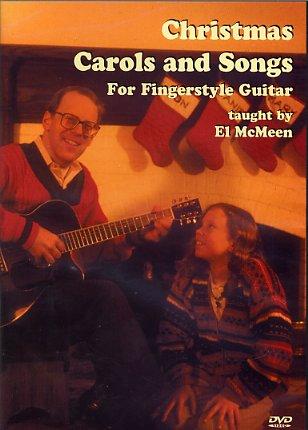 El Mcmeen: Christmas Carols and Songs: Guitar: Instrumental Album