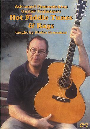 Stefan Grossman: Advanced Fingerpicking Guitar Techniques: Guitar: Instrumental