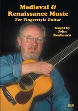 John Renbourn: Medieval and Renaissance Music: Guitar: Instrumental Tutor