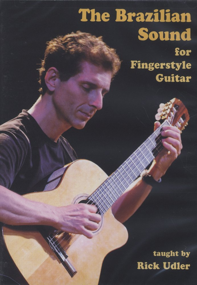 Rick Udler: The Brazilian Sound For Fingerstyle Guitar: Guitar: Instrumental