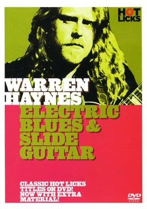 Warren Haynes: Hot Licks: Warren Haynes: Instrumental Tutor