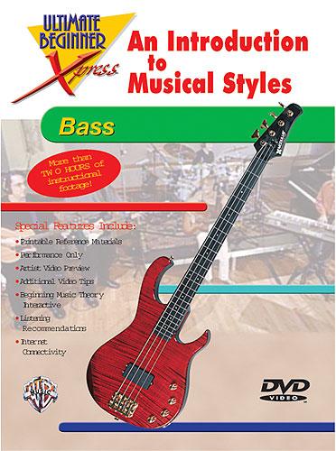 An Introduction To Musical Styles: Bass: Bass Guitar: Instrumental Tutor