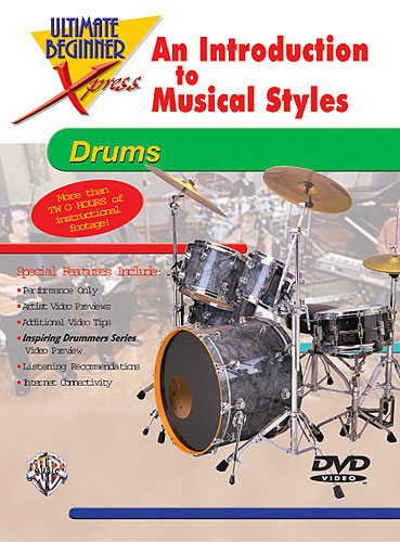 An Introduction To Musical Styles: Drums: Drum Kit: Instrumental Tutor