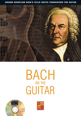 Bach on the Guitar (1 Book + 1 CD)