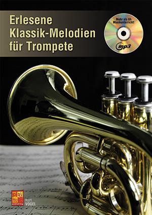 Erlesene Klassik-Melodien Für Trompete. Sheet Music for Trumpet