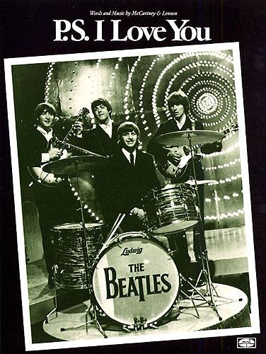 The Beatles: P.S. I Love You: Piano  Vocal  Guitar: Single Sheet