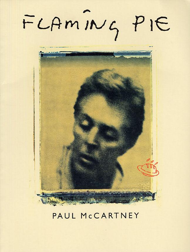Paul McCartney: Flaming Pie: Piano  Vocal  Guitar: Album Songbook