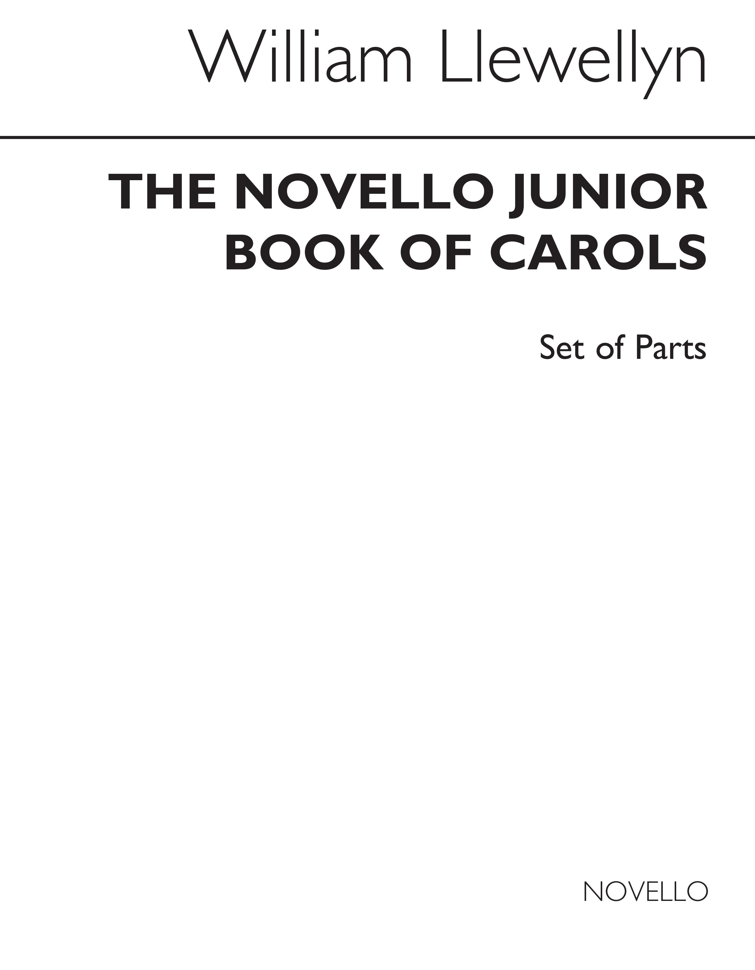 The Novello Junior Book Of Carols Part 1: Upper Voices: Vocal Score