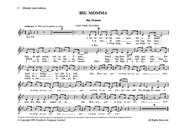 Debbie Campbell: Big Momma: Voice: Classroom Musical