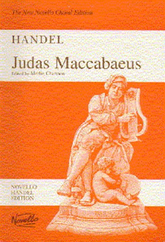 Georg Friedrich Händel: Judas Maccabaeus: SATB: Vocal Score