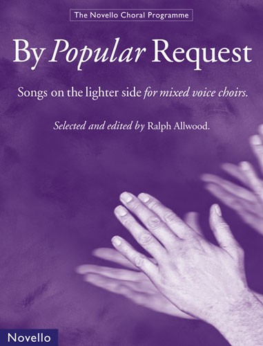 By Popular Request: SATB: Vocal Score