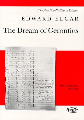 Edward Elgar: The Dream Of Gerontius Op.38: SATB: Vocal Score