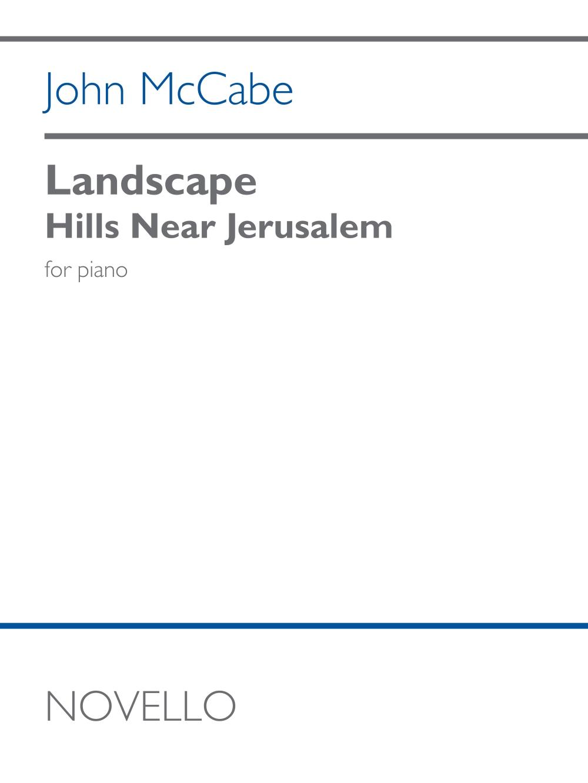 John McCabe: Landscape: Piano Solo: Instrumental Work