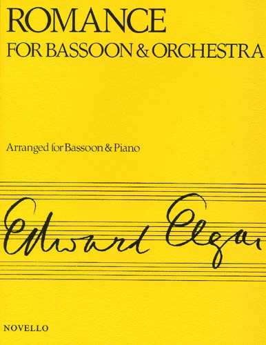 Edward Elgar: Romance Opus 62 For Bassoon And Orchestra: Bassoon: Instrumental