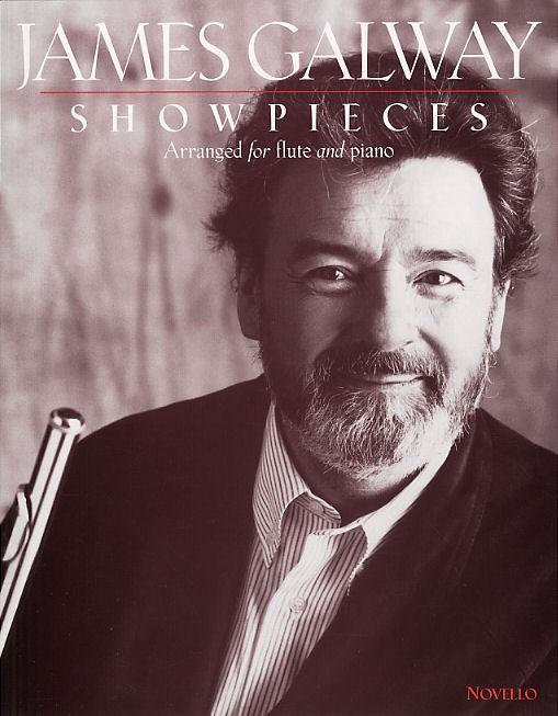 James Galway: James Galway: Showpieces: Flute: Instrumental Album