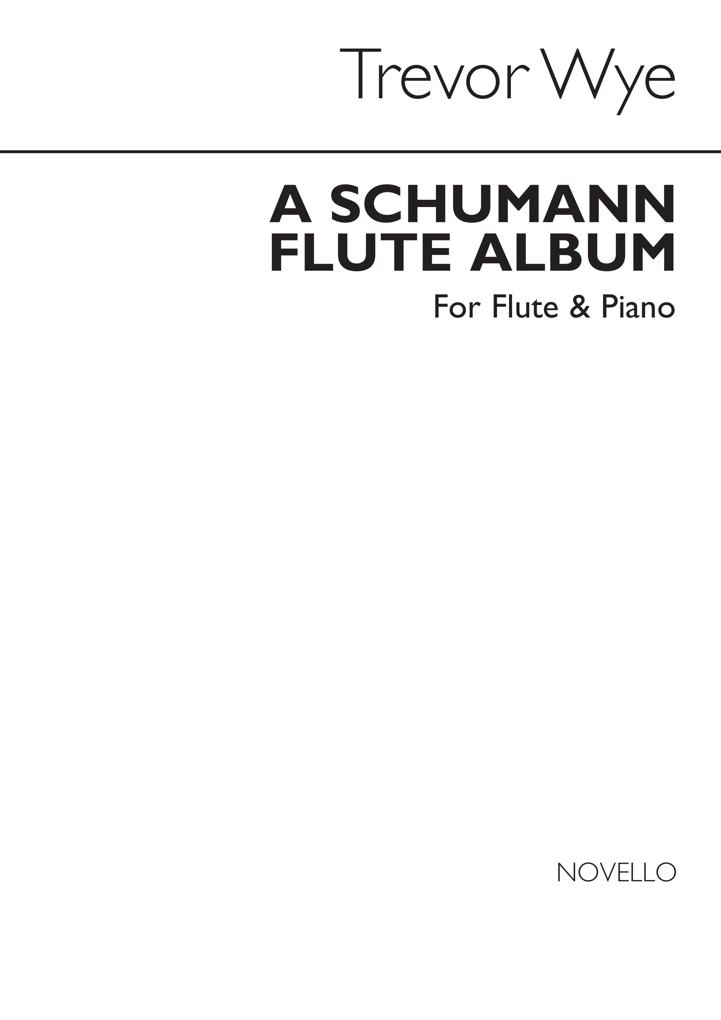 Robert Schumann: A Schumann Flute Album: Flute: Instrumental Album