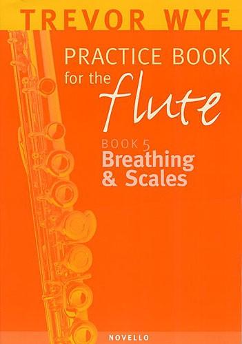 Trevor Wye: Practice Book For The Flute Volume 5: Flute: Instrumental Tutor