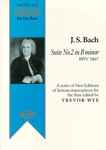Johann Sebastian Bach: Suite No.2 In B Minor BWV 1067: Flute: Instrumental Work
