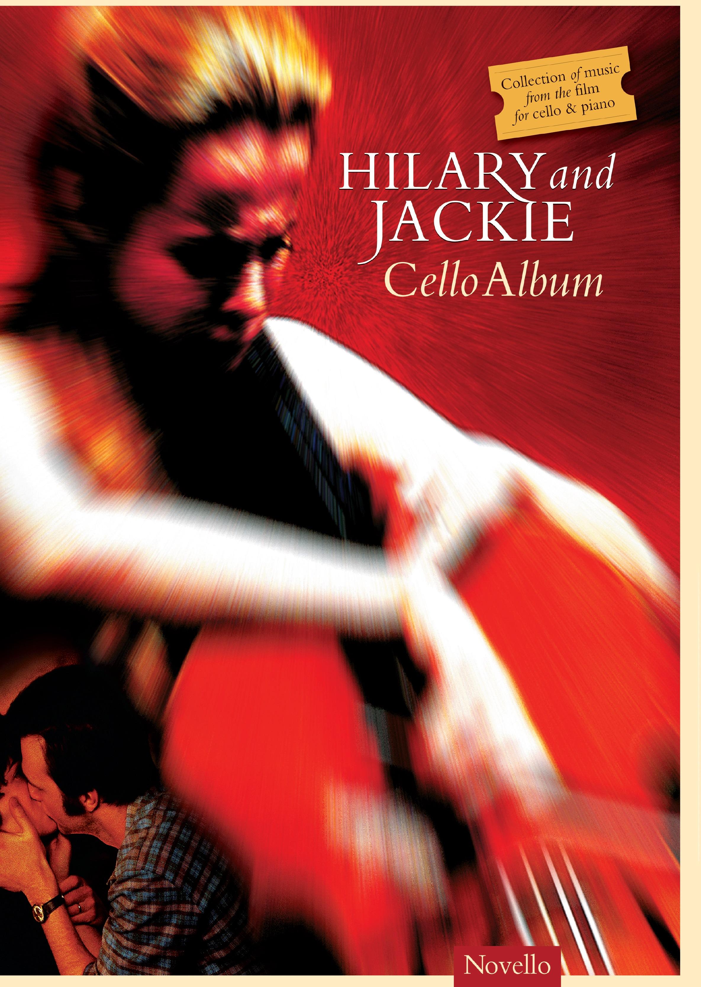 Barrington Pheloung Edward Elgar: Hilary And Jackie Cello Album: Cello: