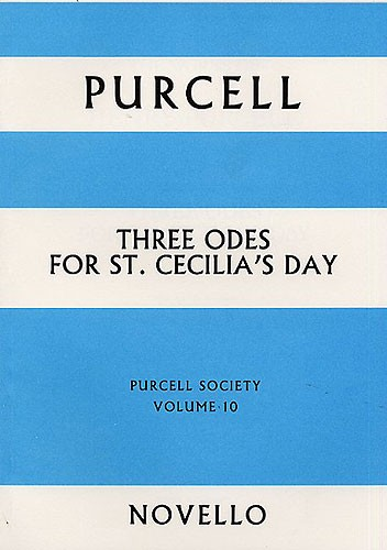 Henry Purcell: Purcell Society Volume 10: SATB: Score