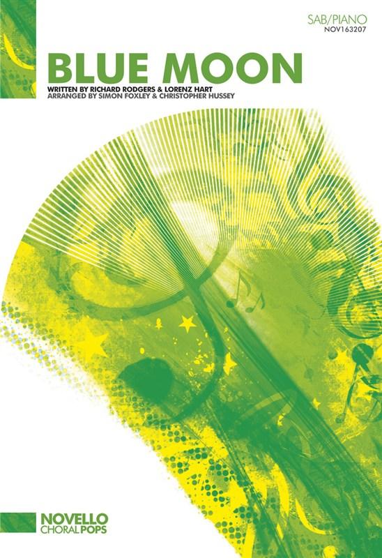 Lorenz Hart Richard Rodgers: Blue Moon - SAB/Piano: SAB: Vocal Score
