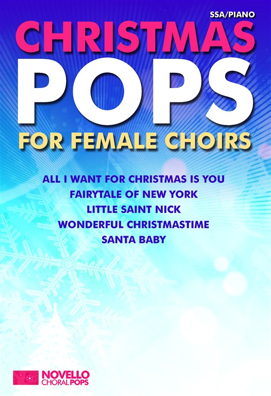 Christmas Pops for Female Choirs: SSA: Vocal Score