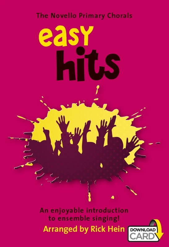 The Novello Primary Chorals: Easy Hits: 2-Part Choir: Vocal Score