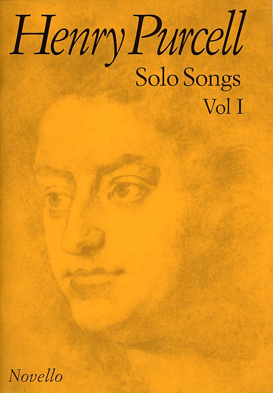 Henry Purcell: Solo Songs Volume I: Voice: Mixed Songbook