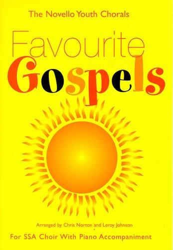 The Novello Youth Chorals: Favourite Gospels: SSA: Vocal Score