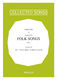 Ralph Vaughan Williams: A Selection Of Collected Folk-Songs Volume 1: Voice: