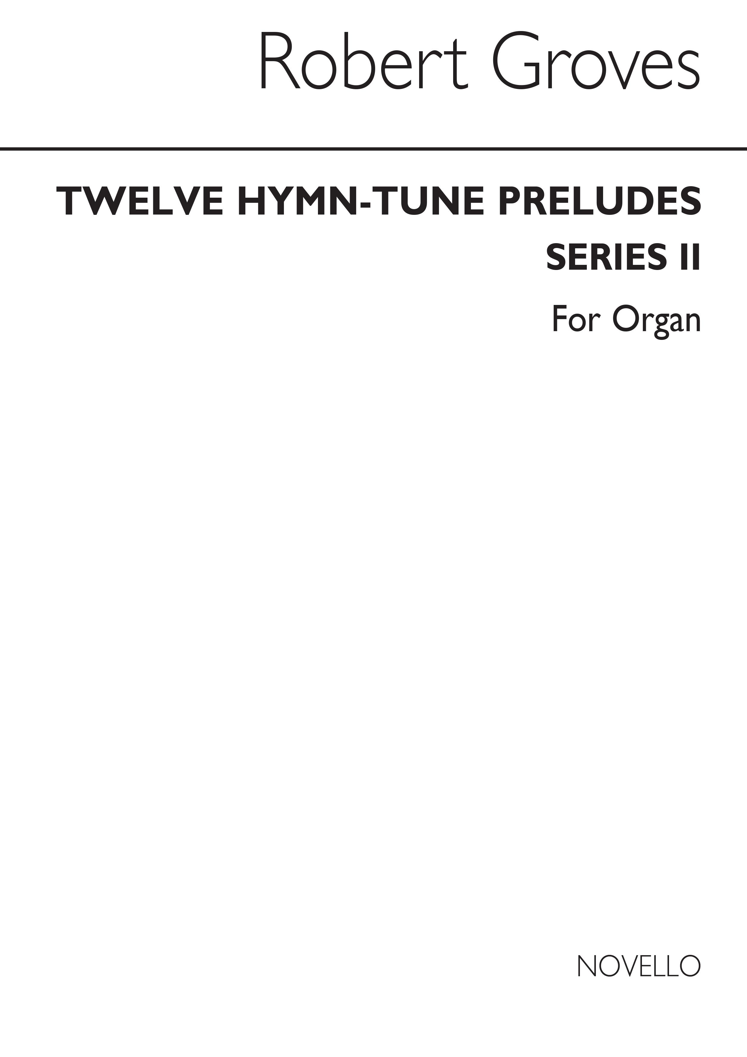 Robert Groves: R 12 Hymn: Organ: Instrumental Album