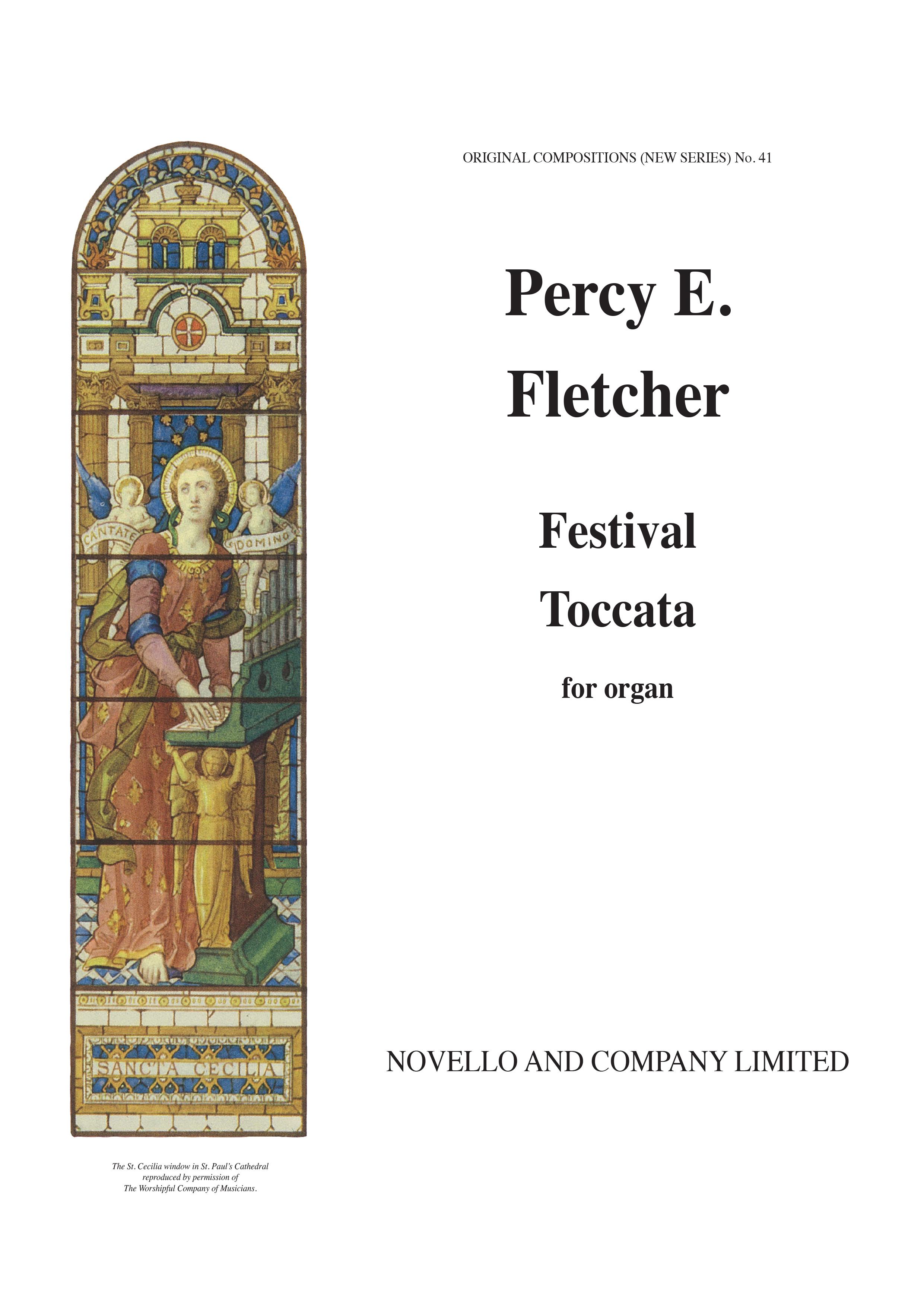 Percy E. Fletcher: Festival Toccata: Organ: Instrumental Work