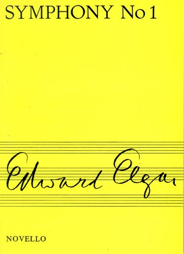 Edward Elgar: Symphony No.1 In A Flat Op.55 (Miniature Score): Orchestra: