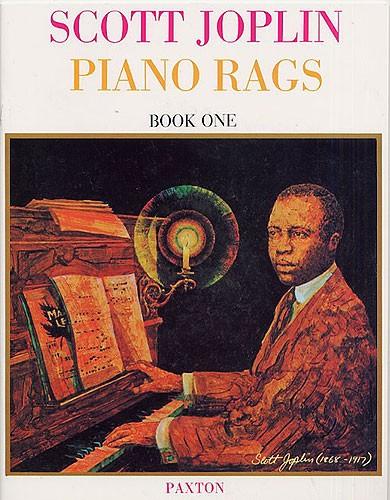Scott Joplin: Piano Rags Book 1: Piano: Instrumental Album