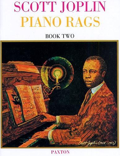 Scott Joplin: Piano Rags Book 2: Piano: Instrumental Album