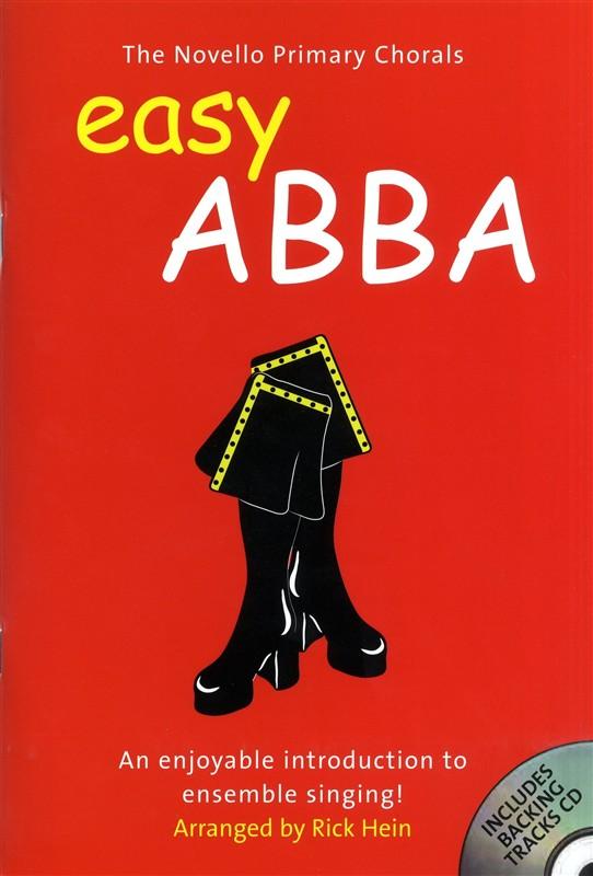 ABBA: The Novello Primary Chorals: Easy Abba: 2-Part Choir: Vocal Score