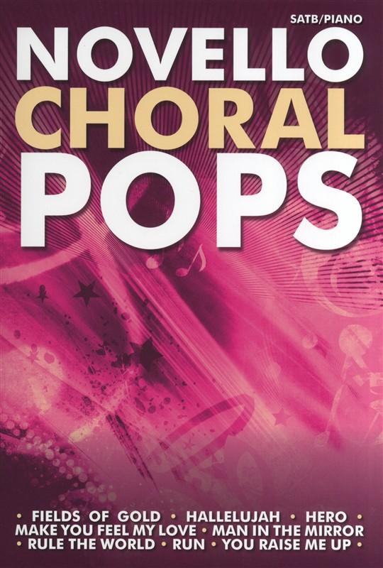 Novello Choral Pops Collection: SATB: Vocal Score