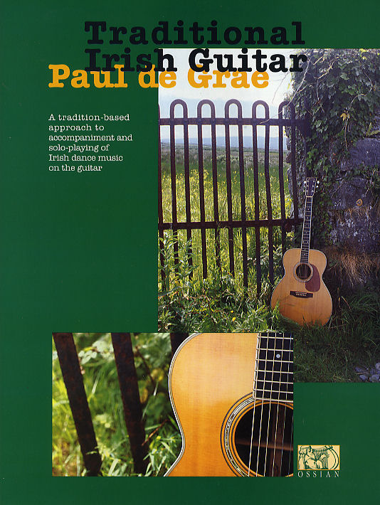 Traditional Irish Guitar: Guitar: Instrumental Tutor
