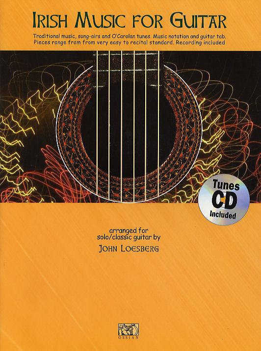 Turlough O'Carolan: Irish Music For Guitar: Guitar: Instrumental Album
