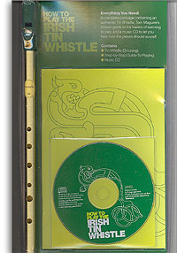 Tom Maguire: How To Play The Irish Tin Whistle Triple Pack: Tin Whistle: